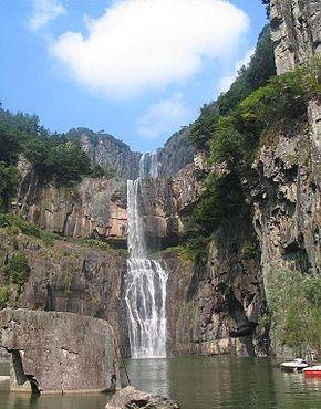 文成百丈漈290px-Baizhangji